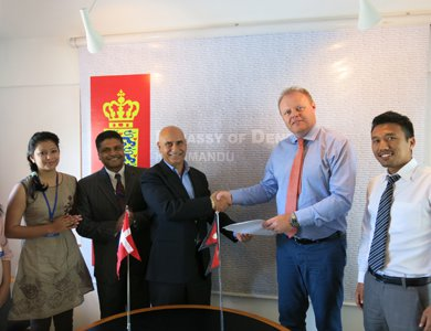 Danida Business Partnership Nepal